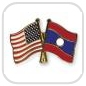 crossed-flag-pins-special-offer-USA-Laos