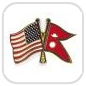 crossed-flag-pins-special-offer-USA-Nepal
