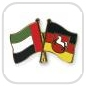 crossed-flag-pins-special-offer-United-Arab-Emirates-Lower-Saxony