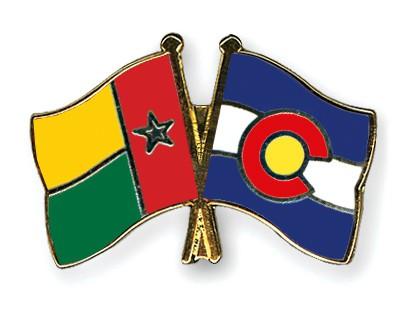 Crossed Flag Pins Guinea-Bissau-Colorado