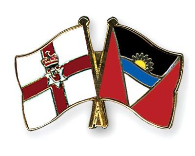 Crossed Flag Pins Northern-Ireland-Antigua-and-Barbuda