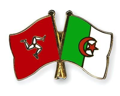 Crossed Flag Pins The-Isle-of-Man-Algeria