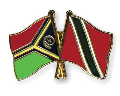 Crossed Flag Pins Vanuatu-Trinidad-and-Tobago
