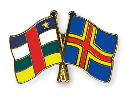 Crossed Flag Pins Central-African-Republic-Aland