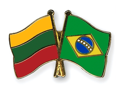 Image result for lithuania and brazil