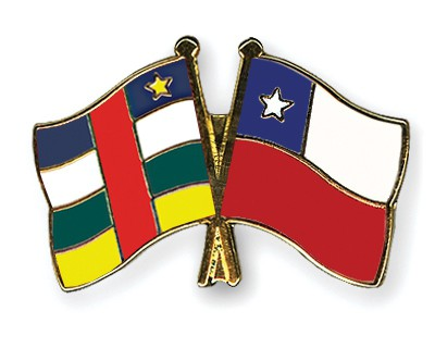 Crossed Flag Pins Central-African-Republic-Chile