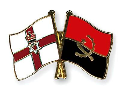 Crossed Flag Pins Northern-Ireland-Angola