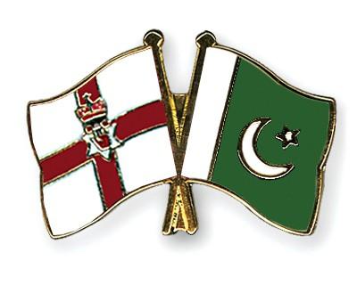 Crossed Flag Pins Northern-Ireland-Pakistan