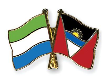 Crossed Flag Pins Sierra-Leone-Antigua-and-Barbuda