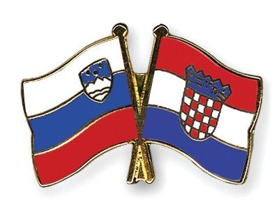 Image result for croatian and slovenian flags