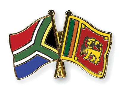 Crossed Flag Pins South-Africa-Sri-Lanka