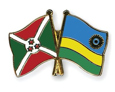 Pins Burundi-Rwanda | Friendship Pins Burundi-XXX | Flags B | Crossed Flag Pins Shop