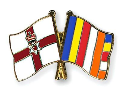 Crossed Flag Pins Northern-Ireland-Buddhism