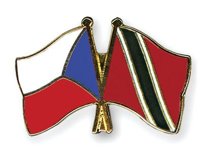 Crossed Flag Pins Czech-Republic-Trinidad-and-Tobago