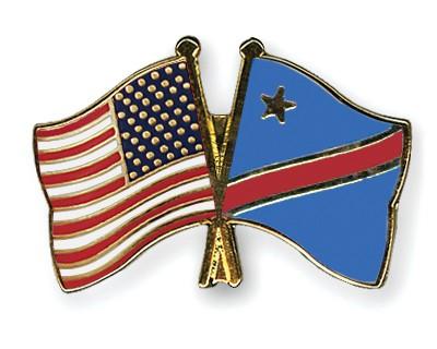 Crossed Flag Pins USA-Democratic-Republic-of-the-Congo