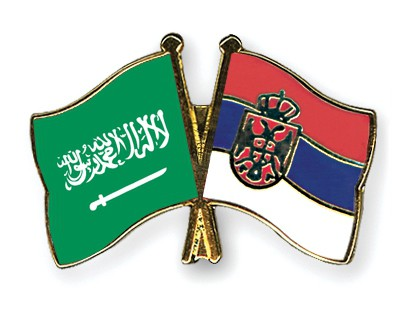 Crossed Flag Pins Saudi-Arabia-Serbia-without-Crest