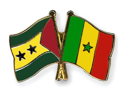 Crossed Flag Pins Sao-Tome-and-Principe-Senegal