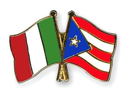 Italians and puerto ricans