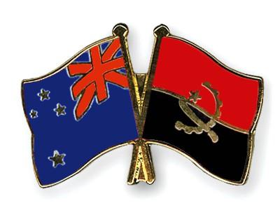 Crossed Flag Pins New-Zealand-Angola