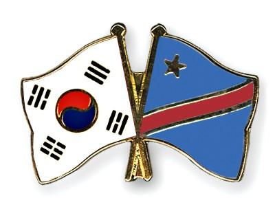 Crossed Flag Pins South-Korea-Democratic-Republic-of-the-Congo