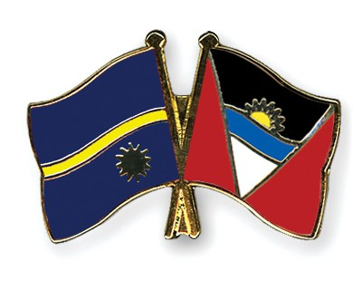 Crossed Flag Pins Nauru-Antigua-and-Barbuda