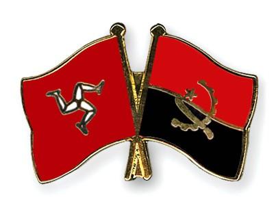 Crossed Flag Pins The-Isle-of-Man-Angola