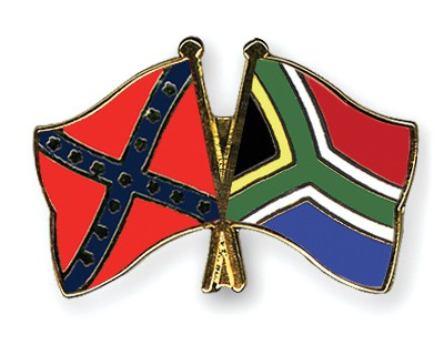 Crossed Flag Pins Confederate-battle-South-Africa