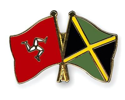 Crossed Flag Pins The-Isle-of-Man-Jamaica