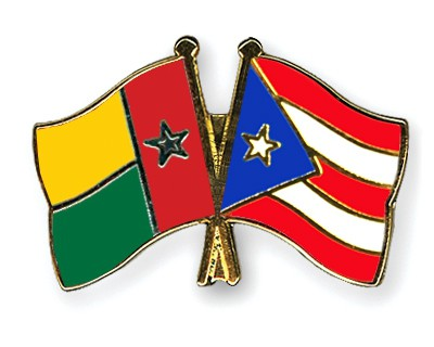 Crossed Flag Pins Guinea-Bissau-Puerto-Rico