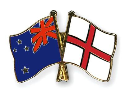 Pins New Zealand-England
