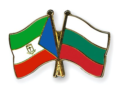 Crossed Flag Pins Equatorial-Guinea-Bulgaria