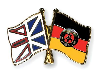 Crossed Flag Pins Newfoundland-and-Labrador-GDR