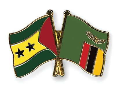 Crossed Flag Pins Sao-Tome-and-Principe-Zambia
