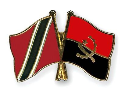 Crossed Flag Pins Trinidad-and-Tobago-Angola